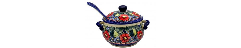 KUP TERAZ wyroby ceramiki bolesławieckiej w sklepie internetowym.